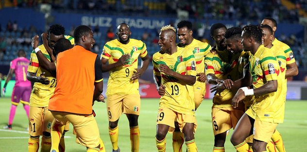Mali 4-1 Moritanya