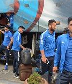 Trabzonspor Kayseri'ye gitti