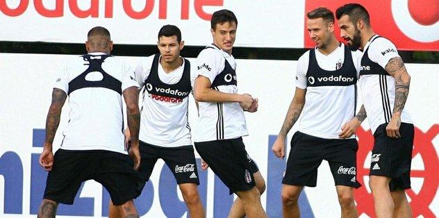 Beşiktaş'ta Antalyaspor hazırlıkları