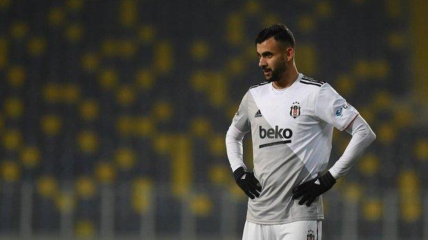 Son dakika Beşiktaş haberi: Rachid Ghezzal sempatisini kaybetti! Artık gelmesin (BJK spor haberi)