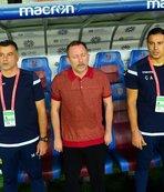 Sergen Yalçın'ın ekibi Beşiktaş'ı işte böyle duyurdu!