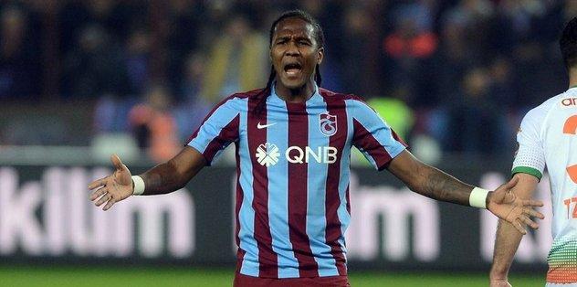Hugo Rodallega ilk yarıda gol atmıştı
