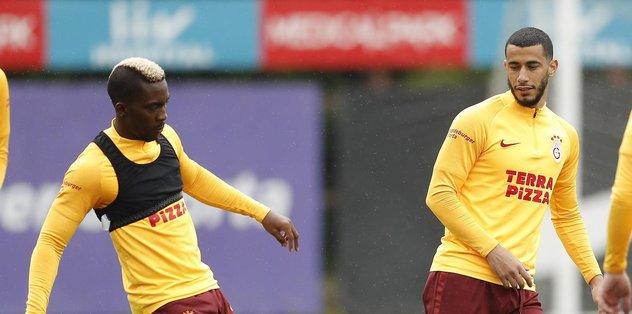 Galatasaray'da Çaykur Rizespor maçı hazırlıkları - Futbol -