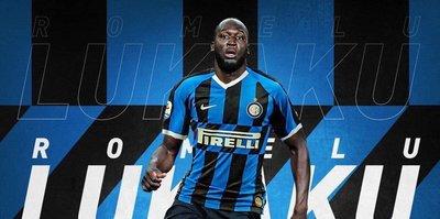 Inter Lukaku'yu transfer etti