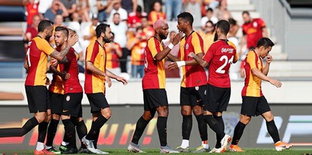 Maç sonucu: RB Leipzig 3-2 Galatasaray | Maç özeti izleyin