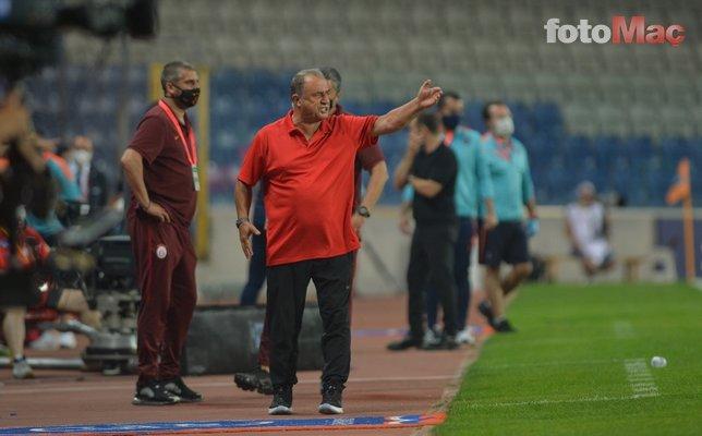 Galatasaray'a Başakşehir maçı sonrası golcü müjdesi! Resmen açıkladı