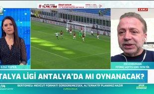Canlı yayında açıklandı! Serie A Türkiye'de mi oynanacak?