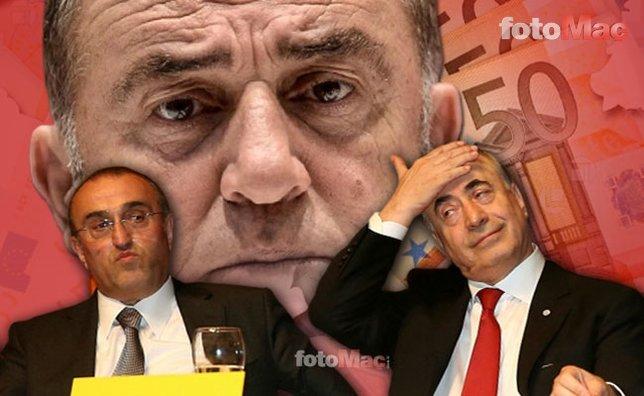 Galatasaray'ın 126 milyonluk planı suya düştü! Peki şimdi ne olacak?