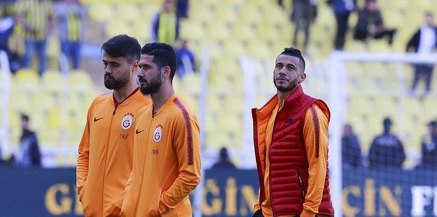 Younes Belhanda'dan rekor! Fenerbahçe maçında...