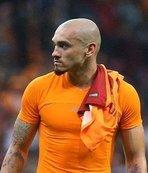 Galatasaray'dan reste rest! Maicon...