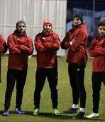 DG Sivasspor E. Yeni Malatyaspor maçına hazır