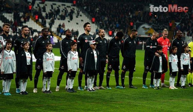 Beşiktaş'ta operasyon başladı! 2 transfer 7 yolcu
