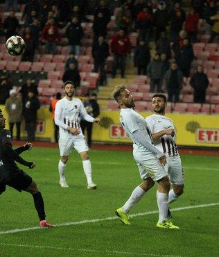 Eskişehirspor 0-1 Hatayspor   MAÇ SONUCU