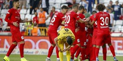 Antalyaspor 3-0 Yeni Malatya | MAÇ SONUCU (ÖZET)