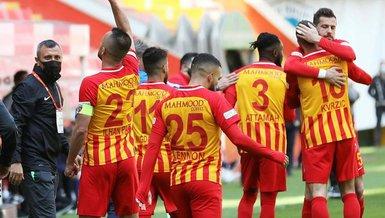Son dakika spor haberleri: Kayserispor'da Trabzonspor maçı hazırlıkları başladı