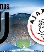Juventus Ajax maçı ne zaman saat kaçta hangi kanalda? Canlı yayın bilgileri, ilk 11'ler, eksik oyuncular...