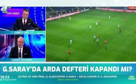 """""""Galatasaray Arda Turan'ı alırsa şaşırmam"""""""
