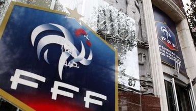 Fransa Futbol Federasyonu'ndan koronavirüs önlemi