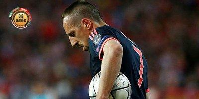 Louis van Gaal Ribery'i topa tuttu