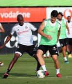 Beşiktaş'ta derbi hazırlıkları tam gaz devam!