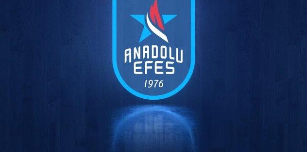 Anadolu Efes o isimle devam dedi! 2+1 yıl...