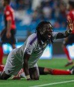 Bafetimbi Gomis Al Hilal'de ilk golünü attı | İZLEYİN