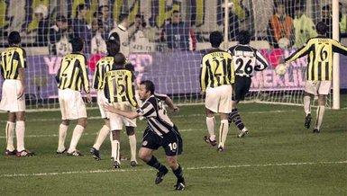 Tarihe damga vuran Beşiktaş Fenerbahçe maçları