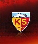 Kayserispor'dan Deniz Türüç açıklaması