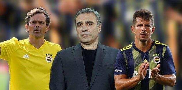 Ömer Üründül Başarısızlık dedi ve Fenerbahçe'nin yeni hocasını duyurdu