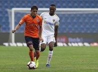 Başakşehir - Kayserispor maçından kareler