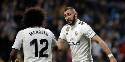 Real Madrid Rayo Vallecano'yu yendi