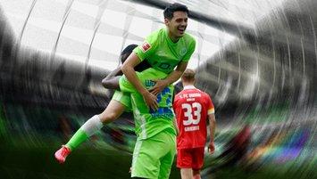 Brekalo Wolfsburg'u sırtladı!
