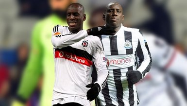 """Demba Ba'dan Beşiktaş ve Newcastle itirafı! """"Aramdaki bağ..."""""""