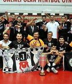 Beşiktaş Mogaz'ın konuğu Sporting Lizbon