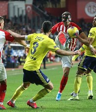 Fenerbahce salvage point with Miha Zajc's late goal