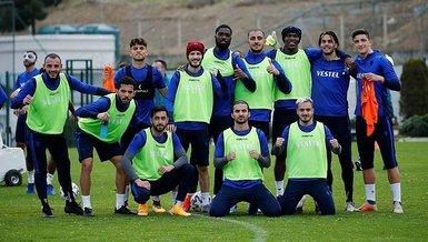 Trabzonspor Kayserispor maçının hazırlıklarına başladı
