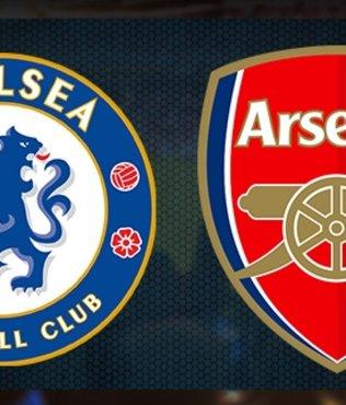 Chelsea - Arsenal | CANLI