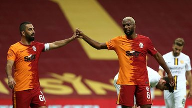 Galatasaray players Arda, Babel contract virus