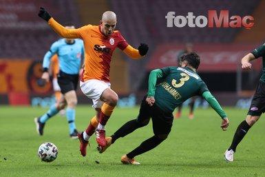 Galatasaray'da bomba patlıyor! Diagne'nin yerine dünya yıldızı