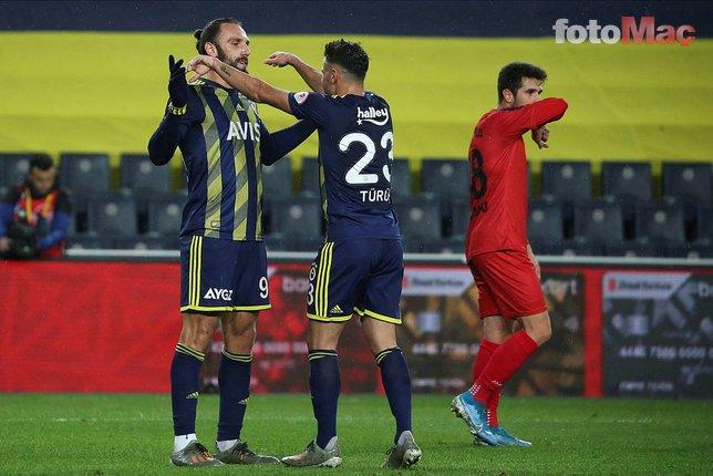 Fenerbahçe'nin 18'lik prensi Muhammed Gümüşkaya sosyal medyayı salladı!