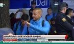 İspanya'da Libertadores alarmı