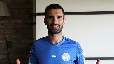 Çaykur Rizespor'un yeni transferi Alper Potuk: Yaşımız çok genç olmasa da yaşlı statüsünde de değil