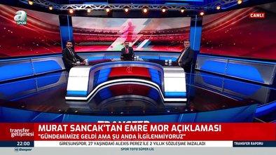 A. Demirspor Başkanı Murat Sancak'tan Emre Mor sözleri