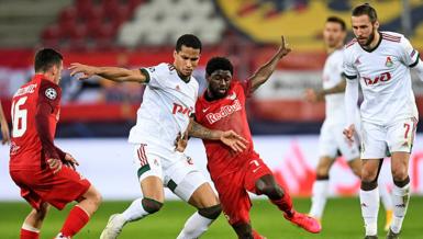 Salzburg 2-2 Lokomotiv Moskova | MAÇ SONUCU