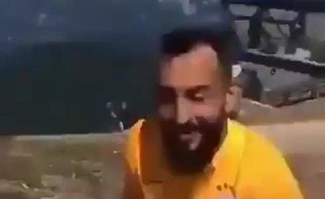 Galatasaray'ın zorlu antrenmanı
