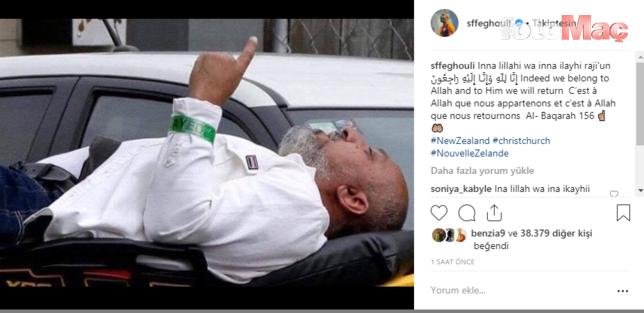Sosyal medya gündemi (15 Mart 2019)