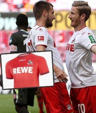 Köln yeni sezon formasında cami silüetine yer verdi