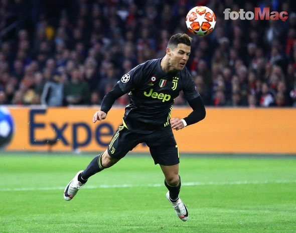 Ronaldo tarih yazdı! Rekor üstüne rekor...