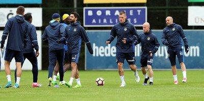 Fenerbahçe'de Galatasaray hazırlıkları