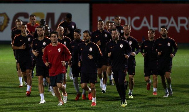Galatasaray'da transfer çalışmaları başladı!